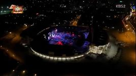 dj (music bank in hanoi 2015) - shinee