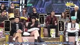 strong heart - yg family,  part 1 (vietsub) - v.a