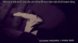 uchiha madara (naruto) - phan ann