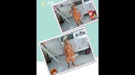 barbie girl (handmade clip) - aqua