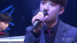 don't be sad (141226 gayo daejun) (vietsub, kara) - chan yeol (exo-k), baek hyun (exo-k), lay (exo-m)