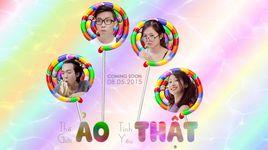 the gioi ao tinh yeu that (parody trailer) - minh vuong m4u, trinh dinh quang, ca de dai