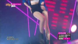 ah yeah (150509 music core) - exid
