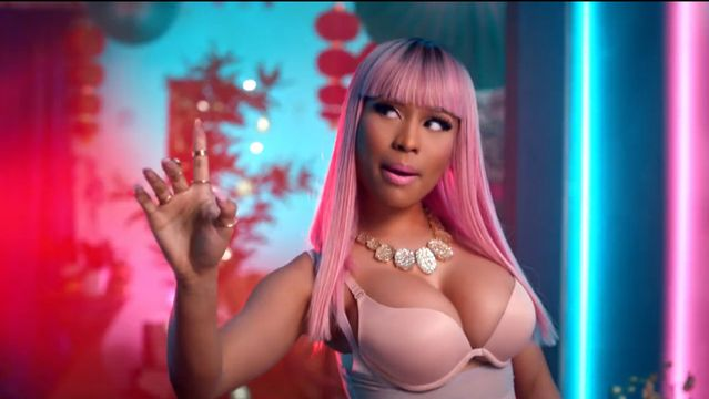 The Night Is Still Young (New Version) - Nicki Minaj