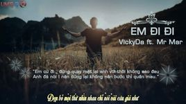 em di di (lyrics) - vickyda, mr mar