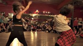nicki minaj - anaconda - choreography by tricia miranda - v.a