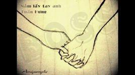 nam lay tay anh (lyrics, kara) - tuan hung