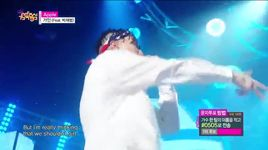 apple (150404 music core) - ga-in (brown eyed girls), jay park
