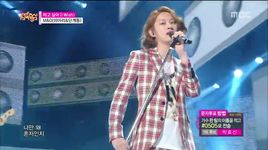 i wish (150418 music core) - hee chul (super junior)
