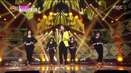 mis match (150418 music core) - shin bora, shorry j (mighty mouth)