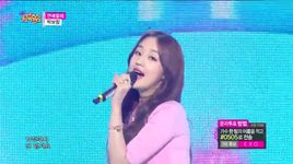 celepretty (150502 music core) - park bo ram