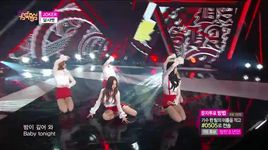joker (150509 music core) - dal shabet