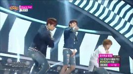 black out (150321 music core) - n.sonic