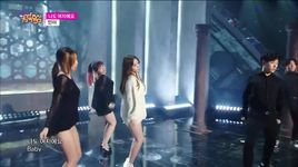 i am a woman too (150321 music core) - min ah (girl's day)