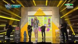 love game (150430 m countdown) - lim kim