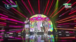 ice cream cake (150430 m countdown) - red velvet