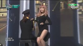 taxi driver (150507 m countdown) - hyo sung (secret)