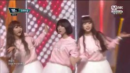 cupid (150507 m countdown) - oh my girl