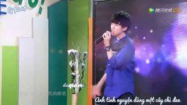 dung noi nhe em (live) (vietsub, kara) - karry wang (vuong tuan khai)