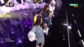 #loveme (150609 the show) - melody day