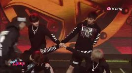 trespass (150529 simply kpop) - monsta x