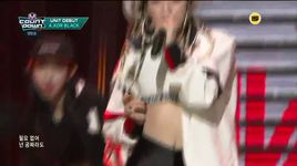 how we do (150604 m countdown) - a.kor black
