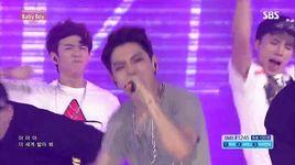 baby boy (150607 inkigayo) - high4