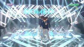 lovesick (150607 inkigayo) - romeo
