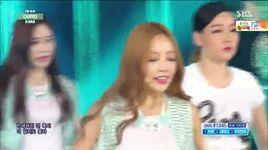 cupid (150607 inkigayo) - kara