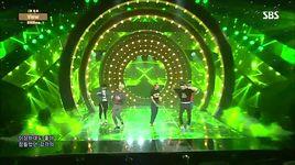 view (150607 inkigayo) - shinee