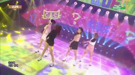 like (150614 inkigayo) - clc