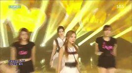 cupid (150614 inkigayo) - kara