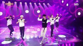 view (150614 inkigayo) - shinee