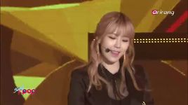 into you (150605 simply kpop) - hyo sung (secret)