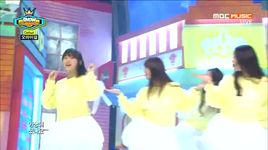 cupid (150422 show champion) - oh my girl