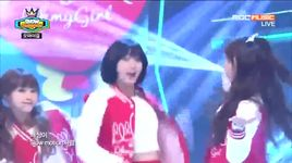 cupid (150506 show champion) - oh my girl