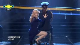 taxi driver (150513 show champion) - hyo sung (secret)