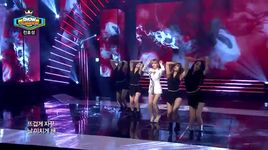 into you (150527 show champion) - hyo sung (secret)