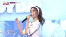love me (150603 show champion) - melody day