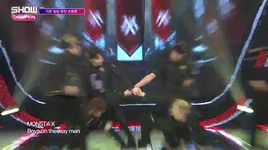 trespass (150603 show champion) - monsta x