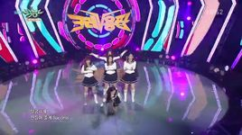 fm (150417 music bank) - crayon pop