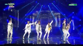 watch out (150501 music bank) - hotshot