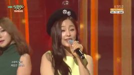 shake me up (150508 music bank) - so yumi