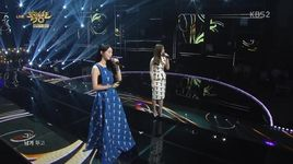 cry again (150626 music bank) - davichi