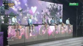 5 seasons (150626 music bank) - teen top
