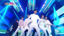 hello (150620 music core) - boys republic