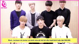 got7 preview just right live party! (vietsub) - got7