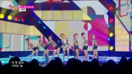 obvious (150627 music core) - chae yeon