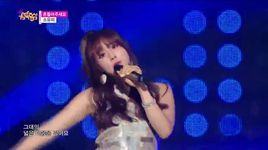 shake me up (150627 music core) - so yumi