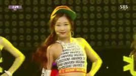 like (150621 inkigayo) - clc